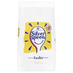 Silver Spoon Caster Sugar 10kg