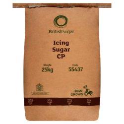 British Sugar Icing Sugar CP 25kg