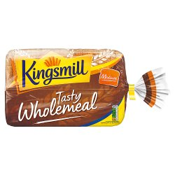 Kingsmill Tasty Wholemeal Medium 800g