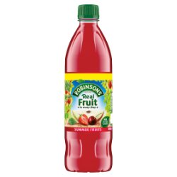 Robinsons Summer Fruits Squash 900ml