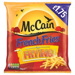 Mccain French Fries PM GBP1.75