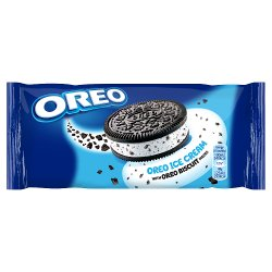 Oreo Cookie Sandwich