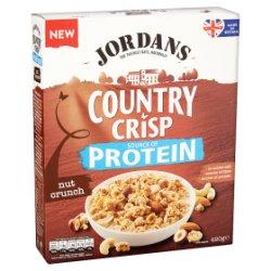 Jordans Country Crisp Source of Protein Nut Crunch 420g