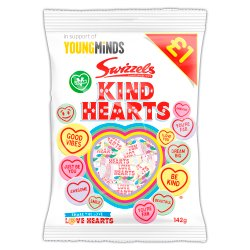Swizzels Limited Edition Originals Love Hearts