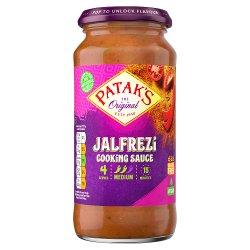 Patak's Original Jalfrezi Sauce 450g