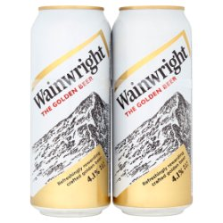 Wainwright The Golden Beer 4 x 500ml