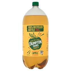 Crumpton Oaks Farmhouse Dry Apple Cider 2.5 Litres