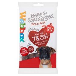 Webbox 5 Beef Sausages