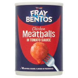 Fray Bentos Chicken Meatballs in Tomato Sauce 380g