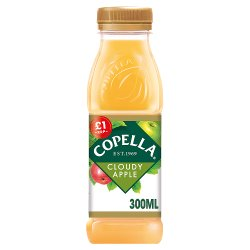 Copella Cloudy Apple Juice £1 RRP PMP 300ml