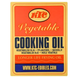 KTC Vegetable Cooking Oil 20 Litres
