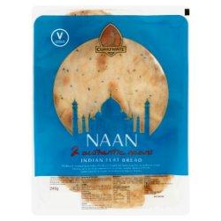 Currymate Plain Naan