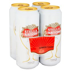 Stella Artois 4 For GBP5.69
