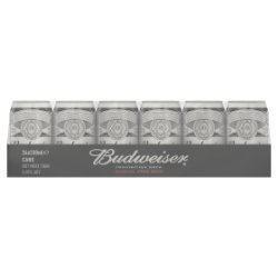 Budweiser Prohibition Brew 24 x 330ml