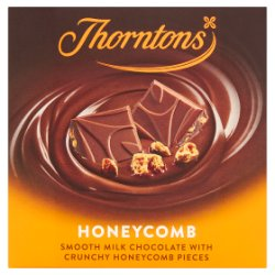 Thorntons Honeycomb Chocolate Block 90g