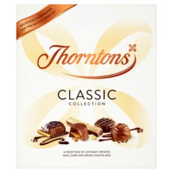 Thorntons Classic Collection Chocolate Box 248g