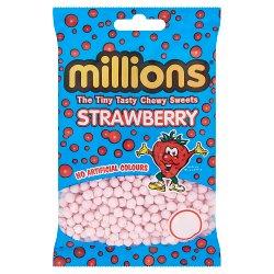 Millions Strawberry 100g