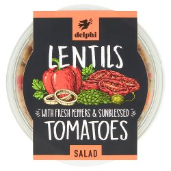 Delphi Lentil Salad 220g