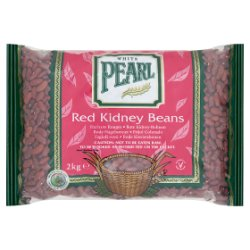 White Pearl Red Kidney Bean 2kg