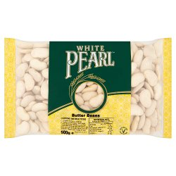 White Pearl Butter Beans 500g