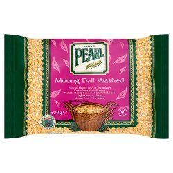 White Pearl Moong Dall Washed 500g