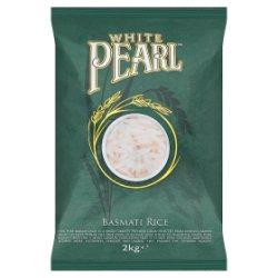 White Pearl Basmati Rice 2kg