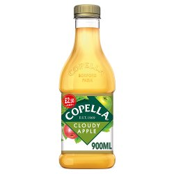 Copella Cloudy Apple Juice £2.50 RRP PMP 900ml