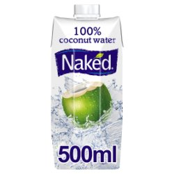Naked 100% Coconut Water Juice 500ml