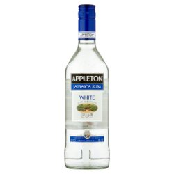 Appleton Jamaica Rum White 70cl