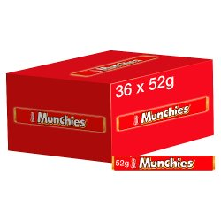 Munchies Chocolate Tube 52g