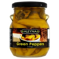 Aleyna Green Peppers in Vinegar 270g