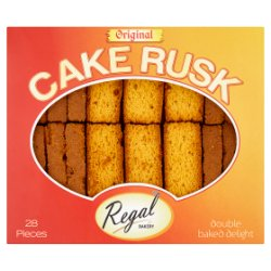 Regal Bakery 28 Original Cake Rusk
