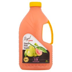 Regal Siprus Pink Guava Nectar 2 Ltr