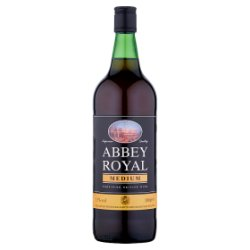 Abbey Royal Medium Fortified British Wine 100cl