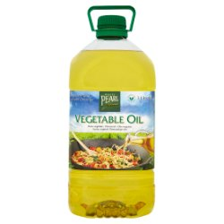 White Pearl Vegetable Oil 5 Litres