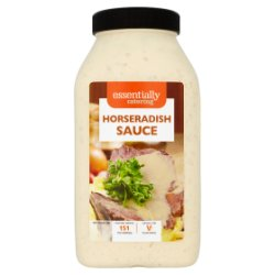 Essentially Catering Horseradish Sauce 2.27L