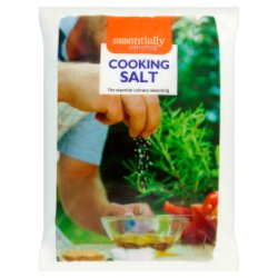 Essentially Catering Cooking Salt 12.5kg