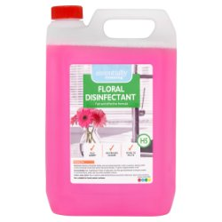 Essentially Cleaning Floral Disinfectant H5 5L