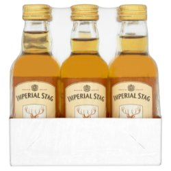 Imperial Stag Finest Scotch Whisky 6 x 5cl