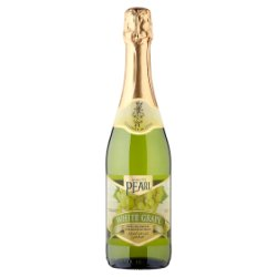 White Pearl White Grape Non-Alcoholic Sparkling Juice Drink 750ml