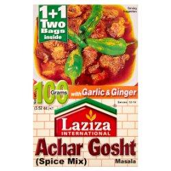 Laziza International Achar Gosht Masala Spice Mix 100g