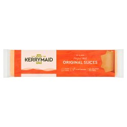 Kerrymaid Processed Cheddar Cheese Food Slices 112 Slices 1.4kg