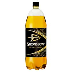 Strongbow Original Cider Bottle 2 Litre