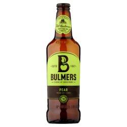 Bulmers Pear Premium Cider 500ml Bottle