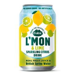L'mon Sparkling Lemon & Lime