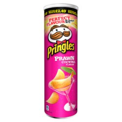 Pringles Prawn Cocktail Flavour 200g