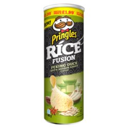 Pringles Rice Duck & Hoisin PM £1.99