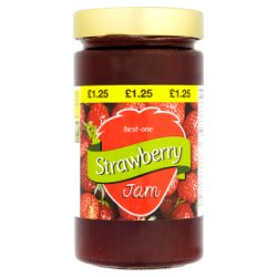 Best-One Strawberry Jam 454g