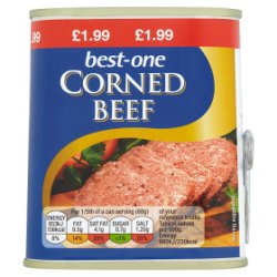Best-One Corned Beef 340g