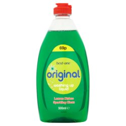 Best-One Original Washing Up Liquid 500ml
